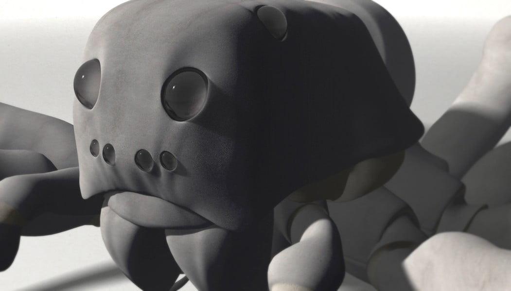 Pardosa Proxima 3D Zoom, Pardosa Proxima 3D Gegenlicht, Identisch und doch Grundverschieden, ikonaut