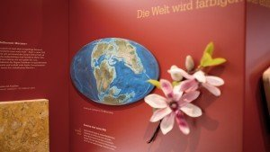 3D-Print, Palaeogeografie, Erde 135ma, ikonaut