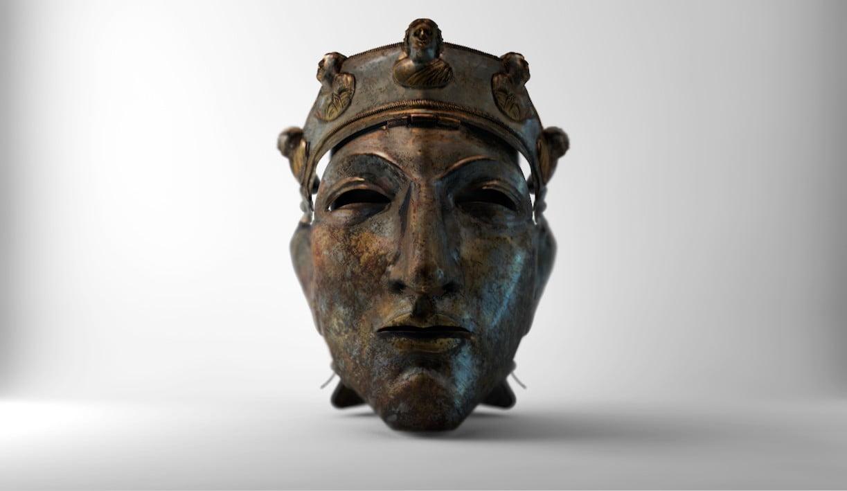 Nijmegen Helm redux, Ruestungen, ikonaut