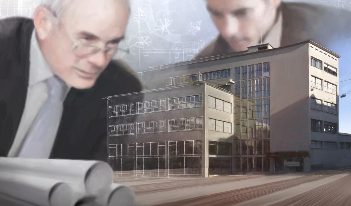 Stadtgeschichte Baden, Hans Loepfe, ikonaut
