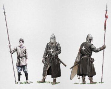Medieval Knights, krak des chevalier, ikonaut