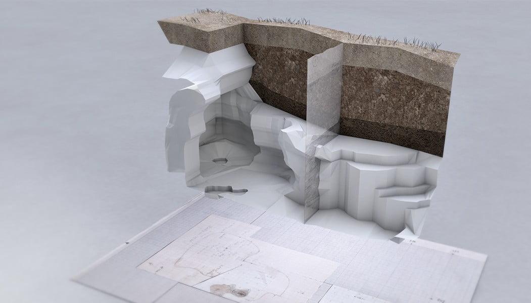 Agia Varvara-Almyras, ikonaut, Profilrekonstruktion