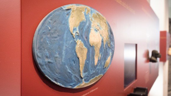 3d‐Prints der Erde