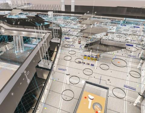 Bahnhof Bern 2025in Virtual Reality