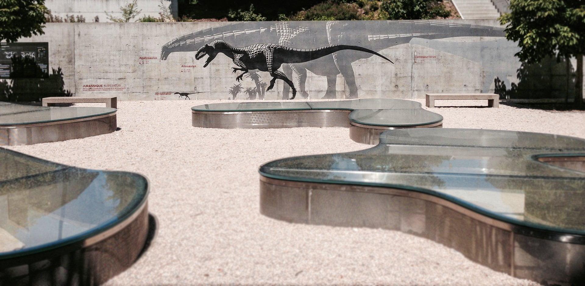 Dinotec, Jurassica, ikonaut