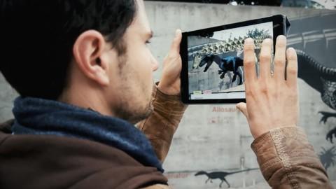 Paléoskop – Augmented Reality und Animationen