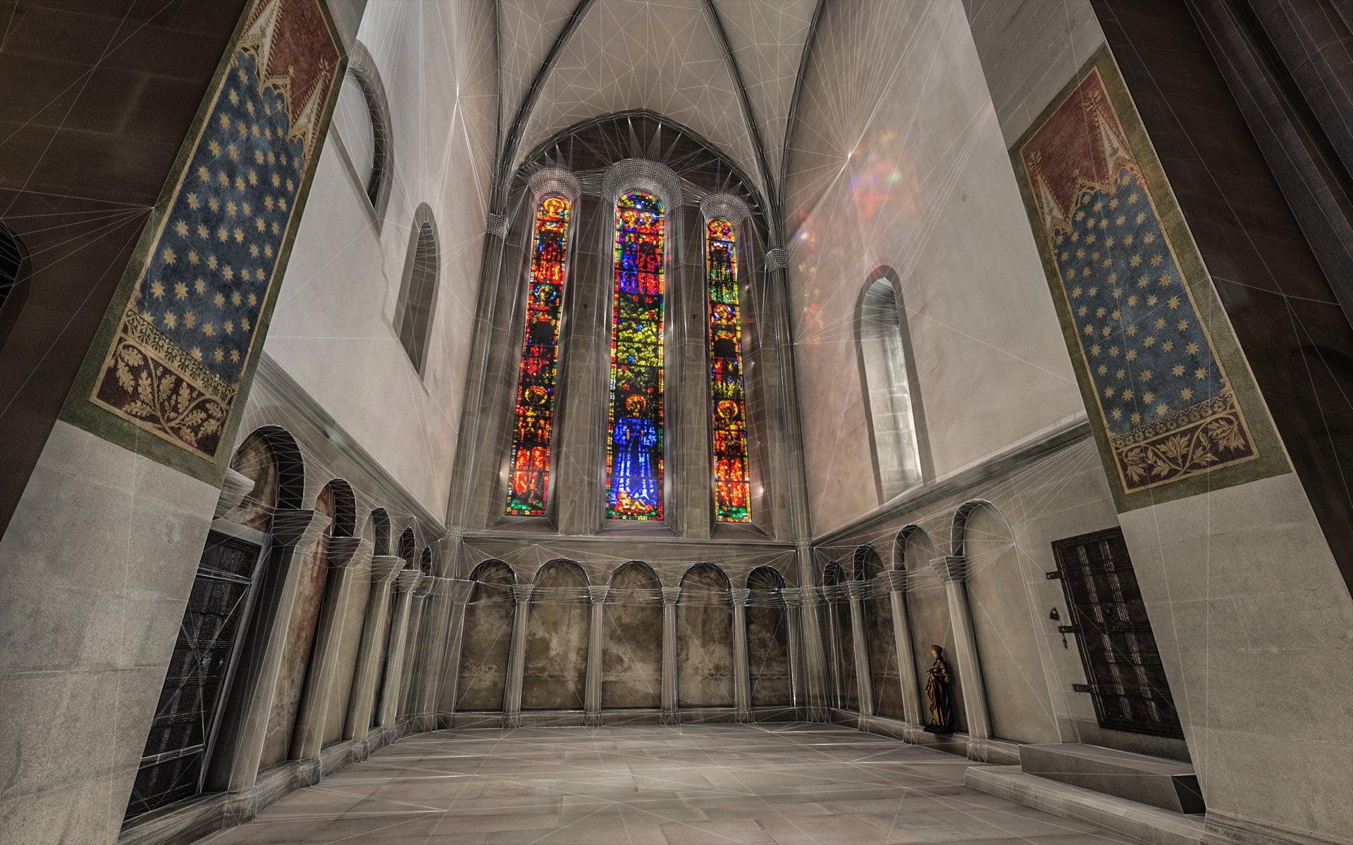 Zwingli, #ZwingliVR, Photogrammetrie, Reformation, ikonaut