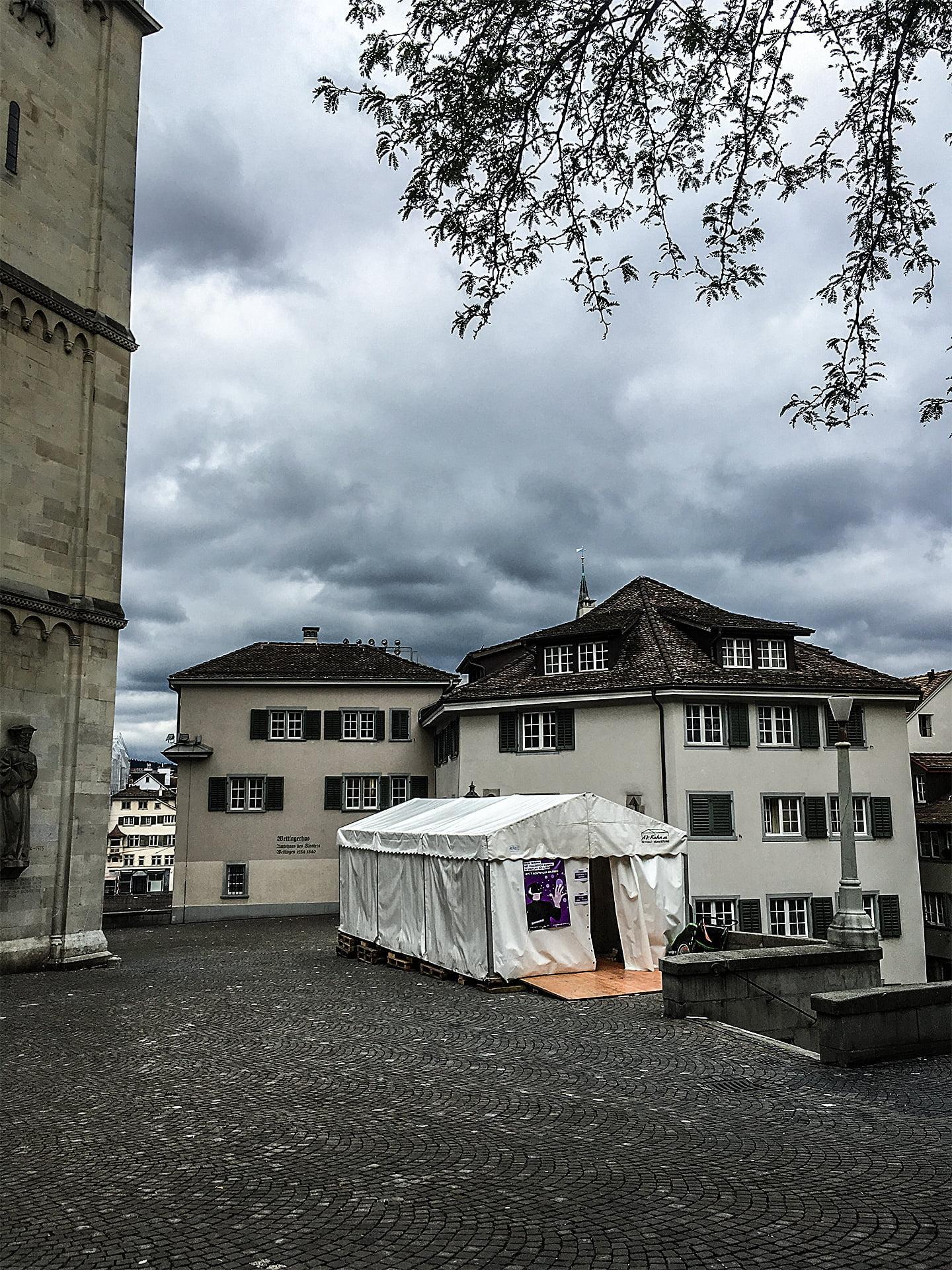 Zwingli, #ZwingliVR, Reformation, ikonaut