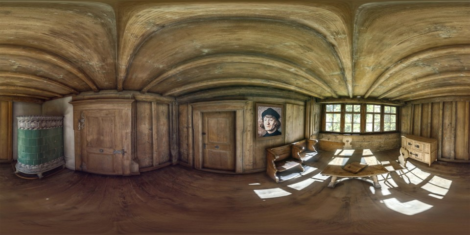 Zwingli 360, Stube, #ZwingliVR, Reformation, ikonaut
