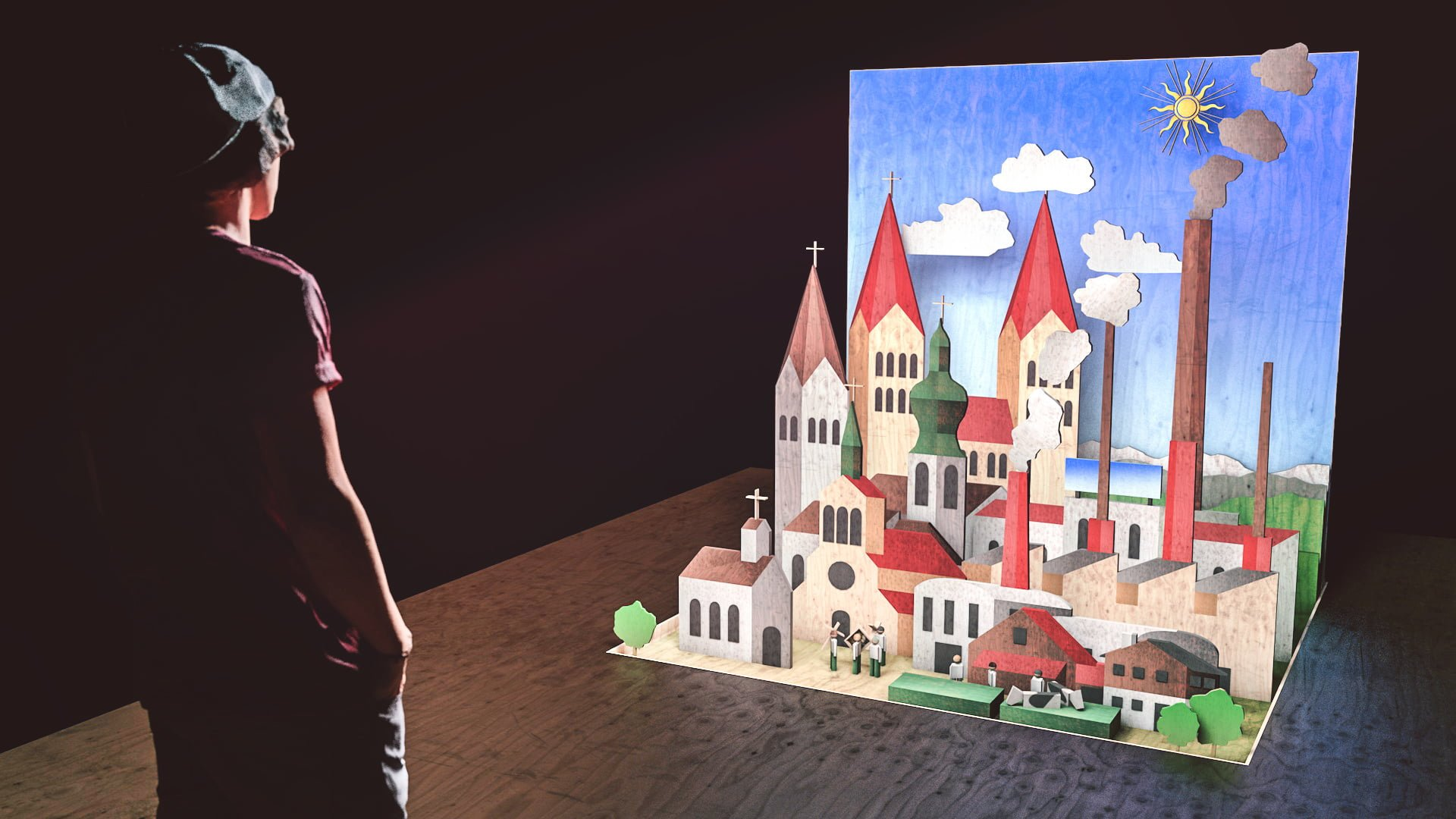 Zwingli, #ZwingliVR, Animation, Reformation, ikonaut