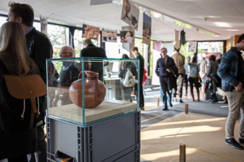 Ausstellungsobjekte aus digitalen Rekonstruktionen